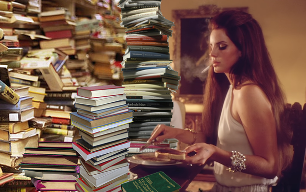 Время сессии Сессия, Lana Del Rey, Студенты