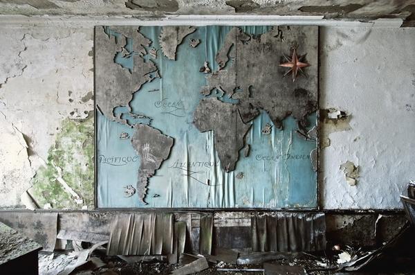Заброшенный мир Reginald Van de Velde #1