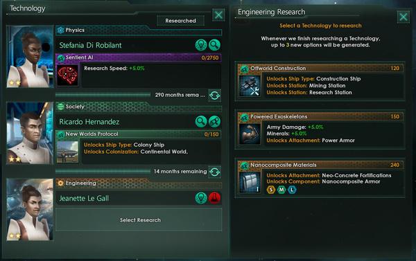 Древо технологий Stellaris (один из вариантов) Stellaris, технологии, сообщество, Игры, полезное, длиннопост