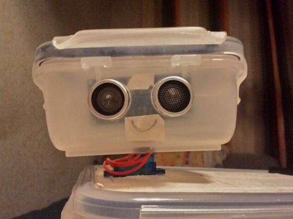 Мой первый робот на Arduino. Arduino, Робот, Проект