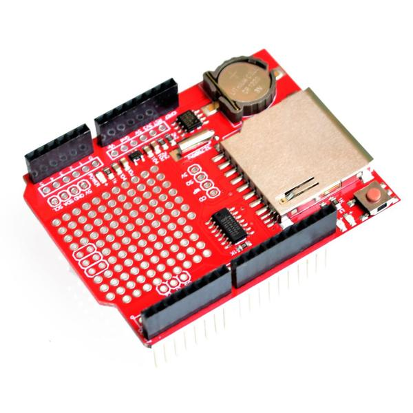 Data Logger Shield - Hobby Components