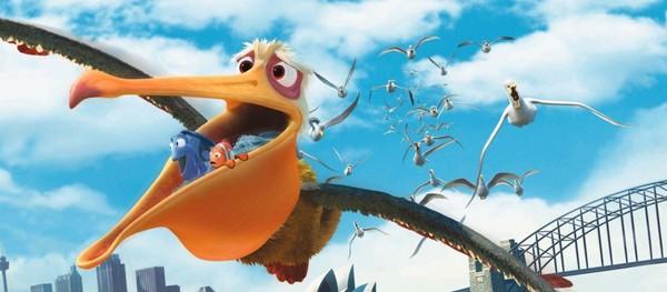 Как создавали мультфильм «В поисках Немо» в поисках немо, как снимали, Съемки, pixar, мультфильм, Рыба, длиннопост