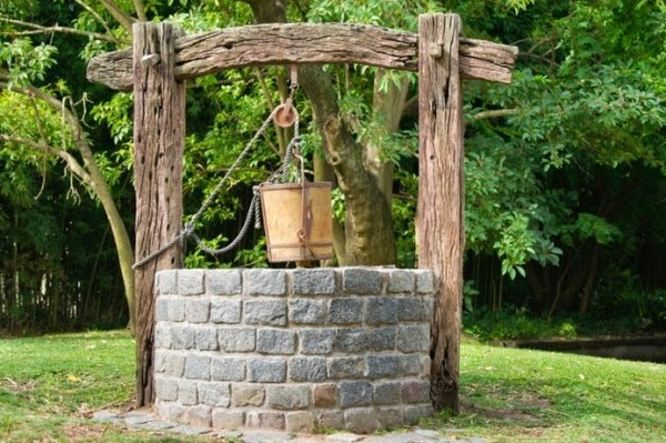 Самый глубокий колодец в мире, вырытый вручную Англия, колодец, вода, заключенные, история, факты, длиннопост