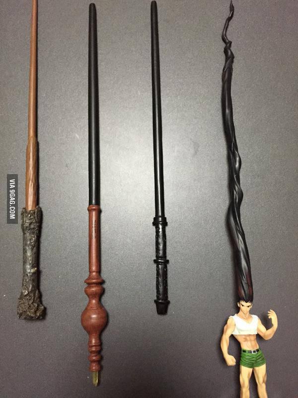 Самая сильная волшебная палочка
