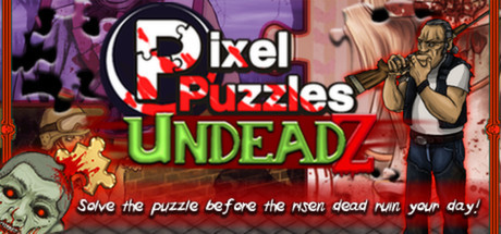 [Indiegala] Pixel Puzzles: UndeadZ Steam халява, indiegala, steam