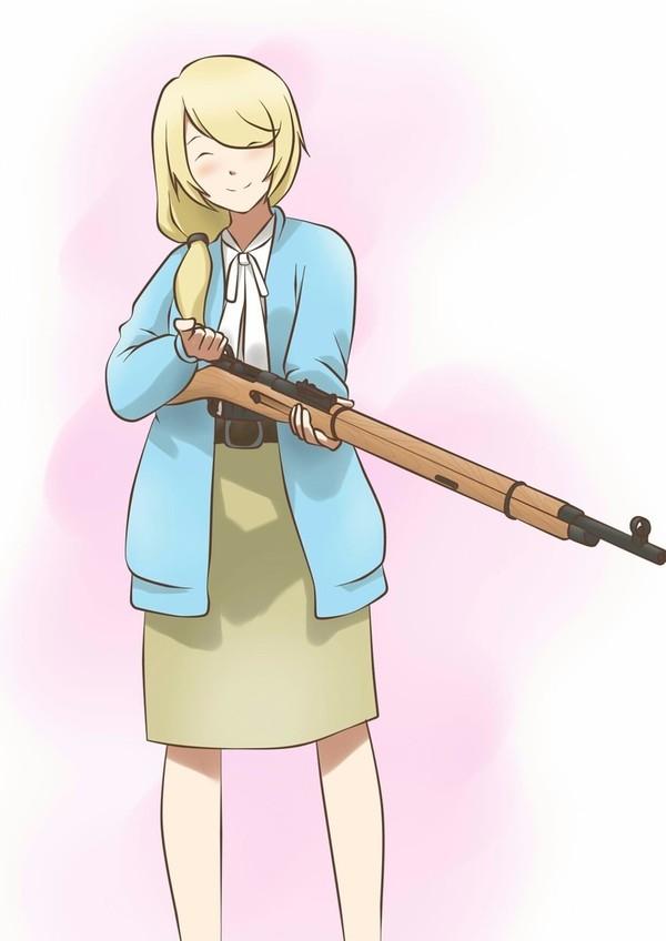 Ellen Baker Anime Art, Ellen Baker, Аниме