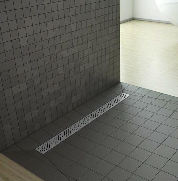 Как сделать слив в полу квартиры