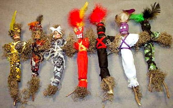 Кукла Вуду Факты, Религия, Вуду, Кукла Вуду, Длиннопост