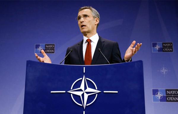 Генсек НАТО раскритиковал российские проверки войск за непредсказуемость. Политика, НАТО, Россия, Операция ы