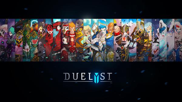 Обзор Duelyst от любителя Duelyst, Игры, ККИ, ПК, видео, длиннопост, обзор