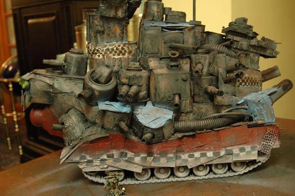 Патамушта дакки многа нибываит!!! Warhammer 40k, орки, танки, madskillz