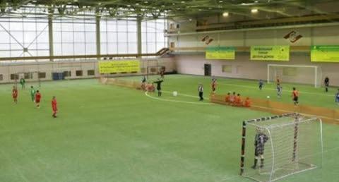 Двадцать пять самых маленьких стадионов, на которых проводились футбольные матчи Высшей Лиги России или РФПЛ. Длиннопост, Стадион, Футбол