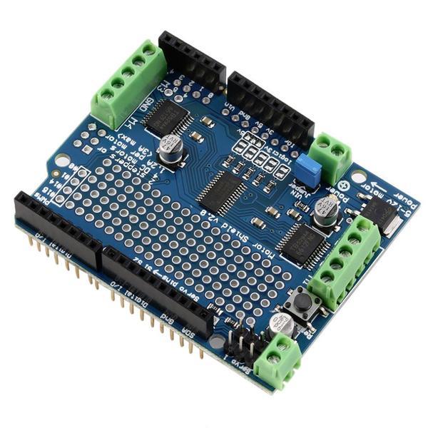 Arduino Servo Shield: Computers/Tablets