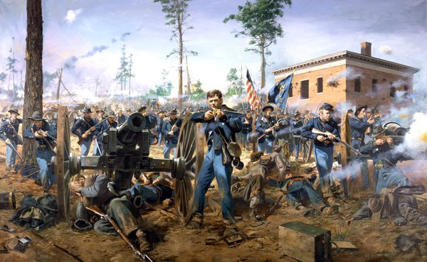 a catalog of the civil war weapons mentioned in cold mountain On june 27, 1864, kennesaw mountain, located about twenty miles northwest of atlanta in cobb county, became the scene for one of the atlanta campaign's major actions in the civil war (1861-65).