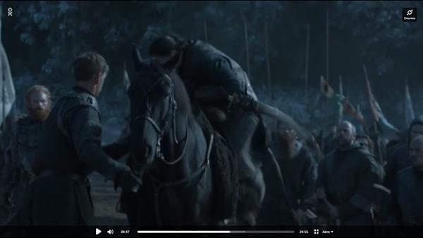 А я не знал, что у северян кривые мечи.