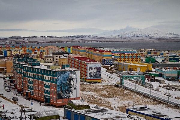 фото города анадырь 2016
