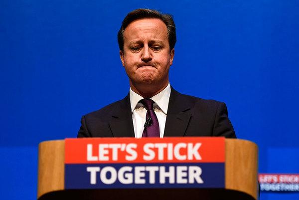 Кэмерон пообещал уйти в отставку с поста премьер-министра Британии Политика, Великобритания, Премьер, Отставка, Евросоюз