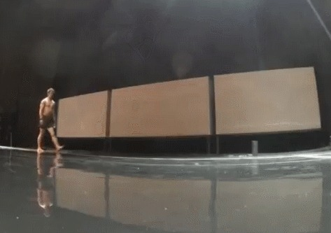Репетиция в театре