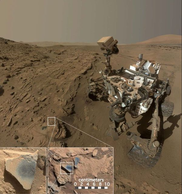 mars rover findings - HD 985×1053