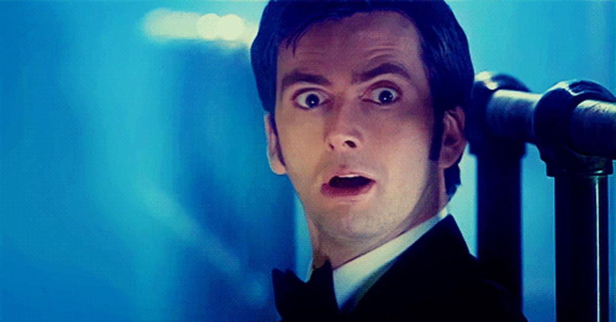 Доктор кто гифка