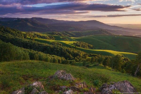 Пейзажные виды в окрестностях Белокурихи алтайский край, белокуриха, Россия, пейзаж, Природа, Фото, длиннопост