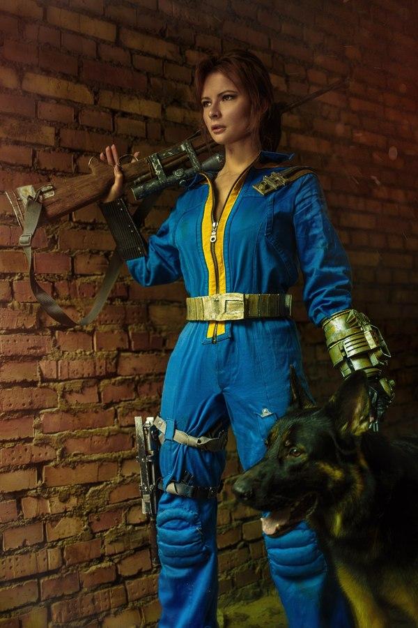 Косплей по Fallout 4 Косплей, Русский косплей, Fallout 4, Длиннопост, Jannet Vinogradova, Елена Самко