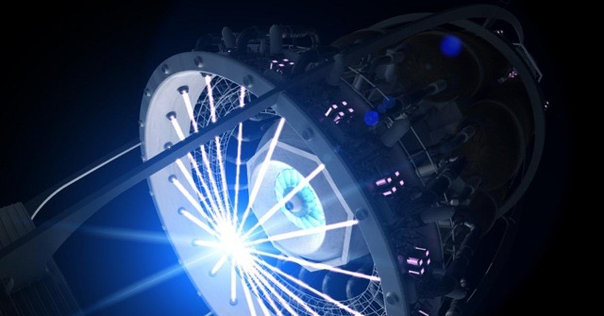 Фотонный двигатель на спутниках