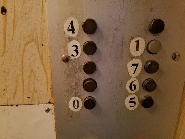 Лифт министерства сельского хозяйства Лифт, Загадка, Бишкек