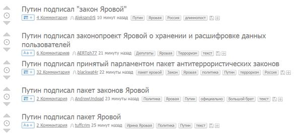 Дружно, весело, организованно. Путин, Политика, Набег, Пикабу, Навальный, Яровая, Либералы