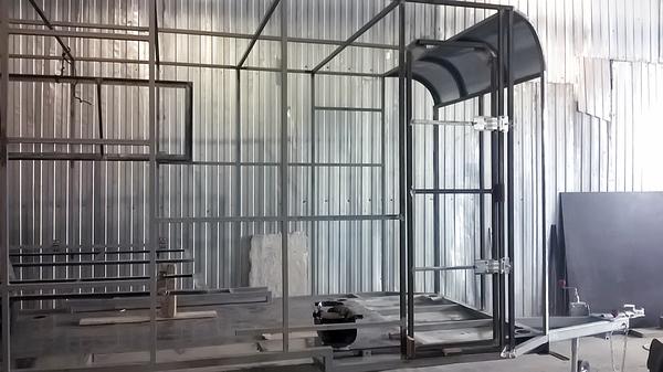 Пошаговое строительство прицепа-автокемпера рыбака/охотника. Часть 1 длиннопост, авто, рыбалка, охота, ПРЯМЫЕ РУКИ, дом на колесах