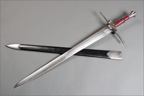 Сколько именно весили мечи Средневековья Меч, Познавательно, Средневековье, Рыцарь, Убежище странников, Длиннопост