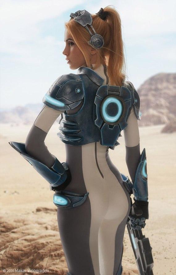 Косплей на Нову (StarCraft II) Косплей, Starcraft, Starcraft 2, NOVA, Девушки, Длиннопост