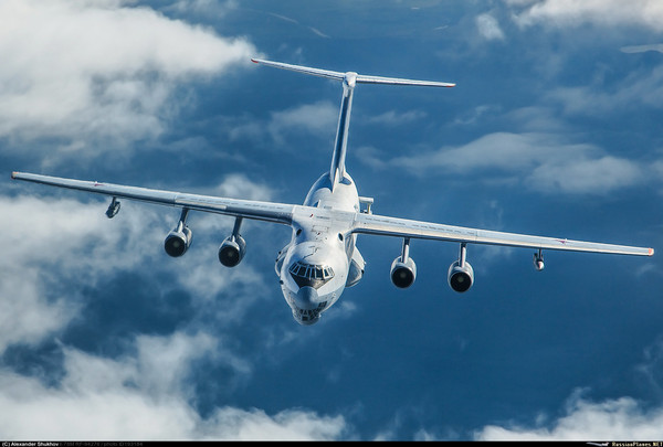 Ильюшин Ил-78М   (в HD)