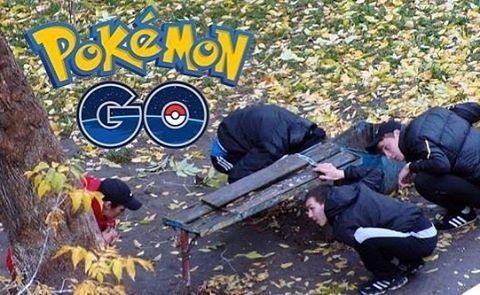 Покемоны Pokemon GO, Покемоны