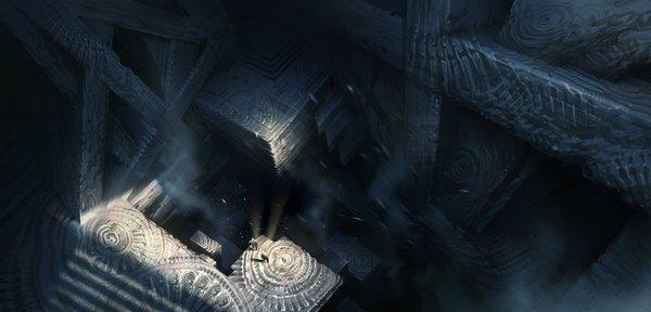 Хребты Безумия Хребты безумия, Лавкрафт, Lovecraft art, IvanLaliashvili, Мифы Ктулху, Говард Филлипс Лавкрафт