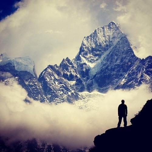 Одноразовые люди. Непальские шерпы. Горы, Альпинизм, Шерпы, Гималаи, Эверест, Длиннопост