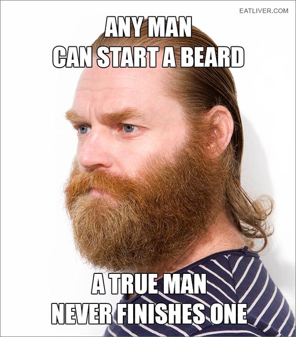 Кодекс бороды Борода, Длиннопост, Мужчинам