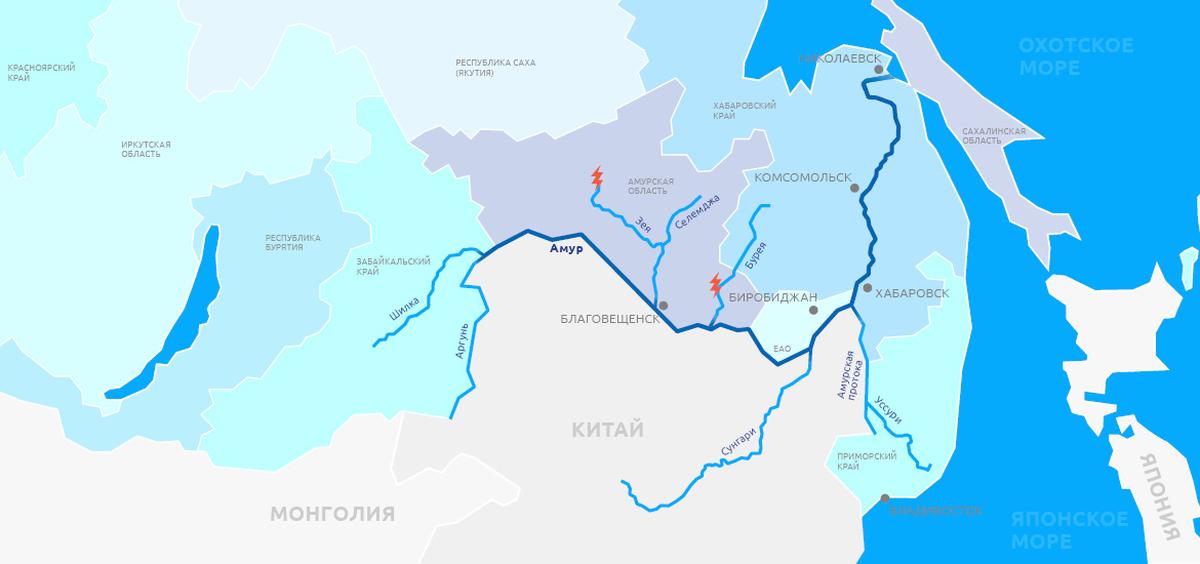 исток реки амур картинки представляет собой