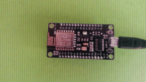 ESP8266 на девборде NodeMCU v3 и прошивка интерпретатора JS Espruino. Esp8266, Arduino, Espruino, JavaScript, Интерпретатор, Работает, Гифка, Длиннопост