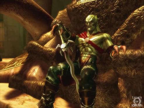 Фанатам Legacy of Kain Soul Reaver, Skyrim, Длиннопост