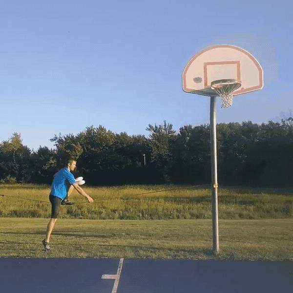 1000 и один дубль. Профит. Жонглирование, Баскетбол, Равновесие, Канатоходец, Гифка