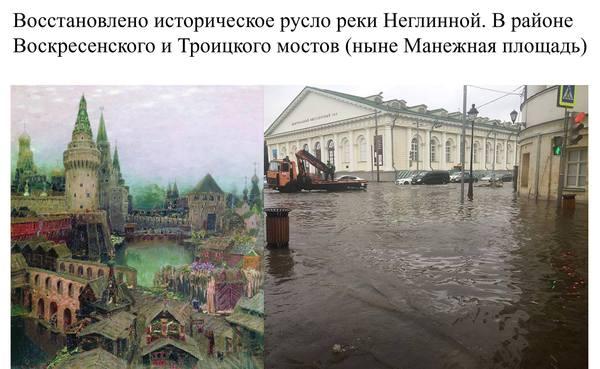 Осталось только Кремль в белый цвет перекрасить