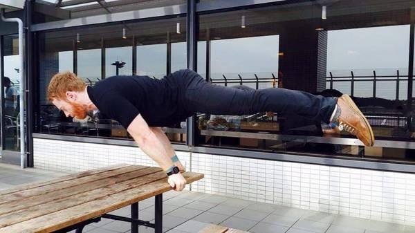 Гимнастический элемент Горизонт - Planche. Спорт, Гимнастика, Воркаут, Упражнения, Тренировка, Видео, Длиннопост