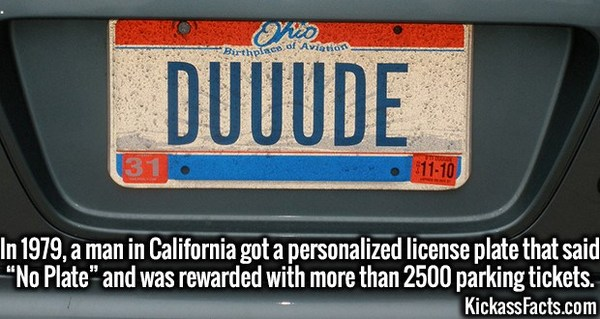 Бюрократия в действии Авто, Знаки, Автомобильные номера, США, Калифорния, Перевод