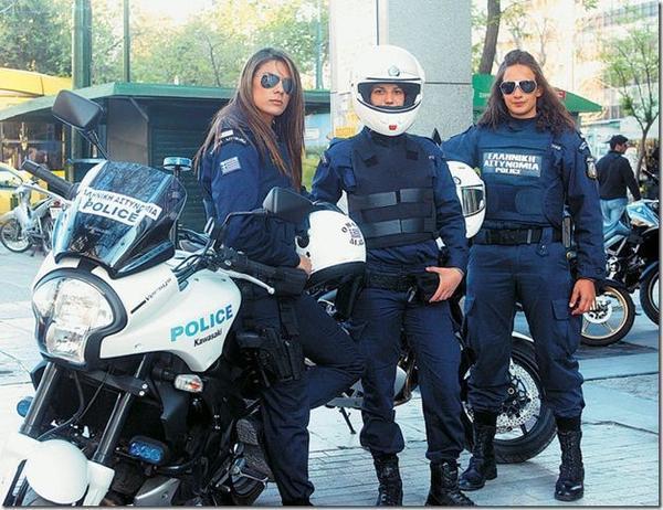 женщины полицейские. фото