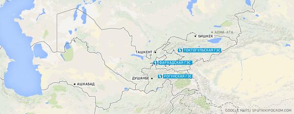 Из-за чего в Средней Азии может случиться война? (геополитический обзор) Россия, Средняя Азия, Война, Политика, Длиннопост, Спутник и погром, Таджикистан, Узбекистан, Видео
