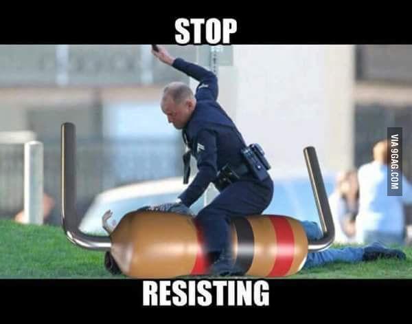 Остановите сопротивление