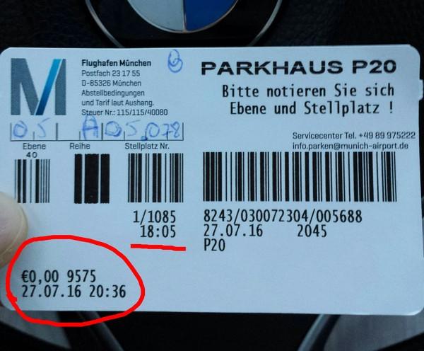 Когда ты на столько еврей, что даже парковочный автомат с тобой за одно... Парковка, Экономия, Еврей, Вежливость, Понимание, Повезло, Мюнхен, Германия