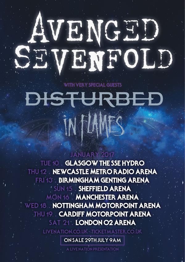 Сила пикабу, взываю к помощи! Помощь, Avenged Sevenfold, In Flames, Disturbed, Концерт