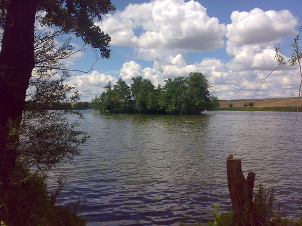 Озеро Духовское Озеро, Природа, Лето